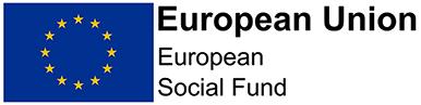Logo of the European Social Fund